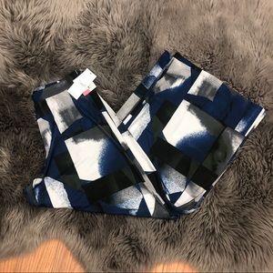 Sympli Sapphire Shadows Full Pant (PM1849)